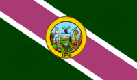 Idaho State Flag Proposal No 4 Designed By Stephen Richard Barlow 08 NOV 2014 at 0652hrs cst