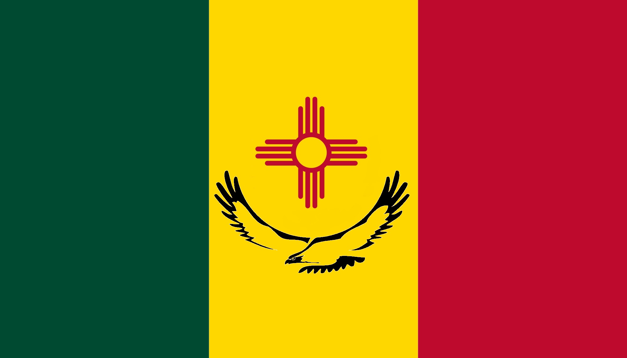 image new mexico state flag proposal no 2 designed by stephen