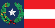 Texas State Flag Proposal No 3 Designed By Stephen Richard Barlow 07 SEP 2014 at 1137hrs cst