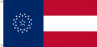 Florida State Flag Proposal No. 1a Designed By Stephen Richard Barlow 13 JAN 2015 at 1322 HRS CST.