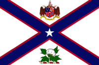 Alabama State Flag Proposal St Andrews Cross Designed By Stephen Richard Barlow 28 July 2014