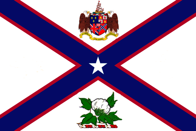 File:Alabama State Flag Proposal St Andrews Cross Designed By Stephen Richard Barlow 28 July 2014.png