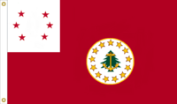 Rhode Island State Flag Proposal No 17 Designed By Stephen Richard Barlow 07 MAY 2015 at 0543 HRS CST