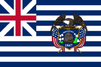 Deseret flag