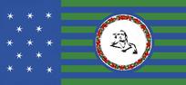Washington State Flag Proposal No 2b Designed By Stephen Richard Barlow 14 NOV 2014 at 0800 hrs cst