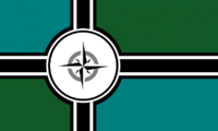 Michigan State Flag Proposal Designed By Stephen Richard Barlow 12 OCT 2014 at 1442hrs cst