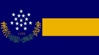 Kentucky State Flag Proposal No 22 Designed By Stephen Richard Barlow 30 AuG 2014 at 1552hrs cst