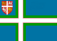 Newfoundland and Labrador Province Canada Flag Proposal No 4 Designed By Stephen Richard Barlow 15SEP2014 at 1147hrs cst