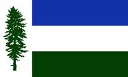 Cascadia flag proposal Hans 1