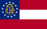 Georgia State Flag Proposal No 10 800px Designed By Stephen Richard Barlow 25 AuG 2014 at 1557hrs cst