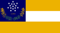 Kentucky State Flag Proposal No 9 Designed By Stephen Richard Barlow 30 AuG 2014 at 1421hrs cst
