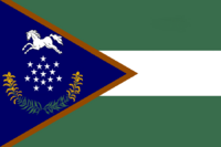 Kentucky State Flag Proposal No 29h Designed By Stephen Richard Barlow 10 NOV 2014 at 1103 hrs cst