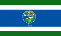 Oregon State Flag Proposal No 7 Designed By Stephen Richard Barlow 24 OCT 2014 at 1149hrs cst