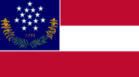 Kentucky State Flag Proposal No 1 Designed By Stephen Richard Barlow 30 AuG 2014 at 1353hrs cst