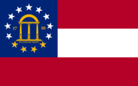 Georgia State Flag Proposal No 1 1024px Designed By Stephen Richard Barlow 25 AuG 2014 at 1442hrs cst