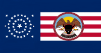 South Dakota State Flag Proposal No 6 Designed By Stephen Richard Barlow 20 AuG 2014 1913hrs