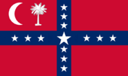 South Carolina State Flag Proposal No 11 Designed By Stephen Richard Barlow 12 OCT 2014 at 0925hrs cst