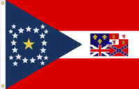 Alabama State Flag Proposal Designed By Stephen Richard Barlow 1 APR 2015 at 0652 HRS CST