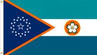 Florida State Flag Proposal No. 6 Designed By Stephen Richard Barlow 14 JAN 2015 at 0943 HRS CST.