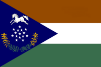 Kentucky State Flag Proposal No 29L Designed By Stephen Richard Barlow 12 NOV 2014 at 0729 hrs cst