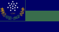 Kentucky State Flag Proposal No 7 Designed By Stephen Richard Barlow 30 AuG 2014 at 1409hrs cst