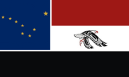 Alaska State Flag Proposal No 4 Designed By Stephen Richard Barlow 08 SEP 2014 at 2121hrs cst