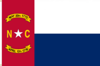 North Carolina Flag Proposal No. 15d Designed By Stephen Richard Barlow 15 MAY 2015 at 0934 HRS CST.