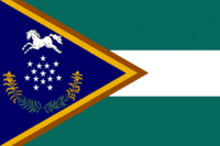 Kentucky State Flag Proposal No 29i Designed By Stephen Richard Barlow 18 NOV 2014 at 0430 hrs cst