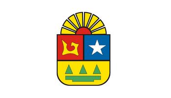 De facto flag of Quintana Roo