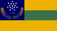 Kentucky State Flag Proposal No 10 Designed By Stephen Richard Barlow 30 AuG 2014 at 1422hrs cst