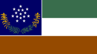 Kentucky State Flag Proposal No 24 Designed By Stephen Richard Barlow 02 NOV 2014 at 1025hrs cst