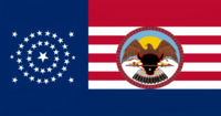 South Dakota State Flag Proposal No 5 Designed By Stephen Richard Barlow 20 AuG 2014 1906hrs