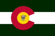 Colorado State Flag Remix Proposal No 7 By Stephen Richard Barlow 29 AuG 2014 at 1555hrs cst
