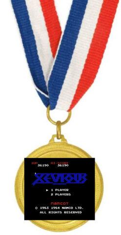 File:Xevious medal.jpg