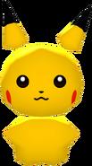 Pikachu Pokémon Rumble Blast