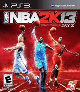 NBA2K13PS3
