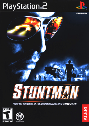 Stuntman COVER