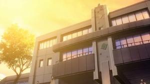 Hikarizaka High School