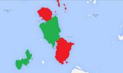 Map 2nd war