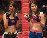 Shelby Marx vs. Carly Shay