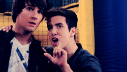 My James and My Logan!!