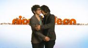 Matt and avan hugging
