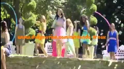 Elizabeth Gillies - We Are Believix - Official Music Video - Winx Club