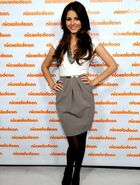 Victoria grey skirt