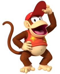 Diddy kong real