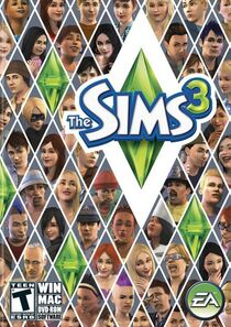 Sims 3 Boxart