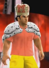 King vegeta