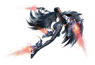 Bayonetta 2 render by the ultimafire-d69gven