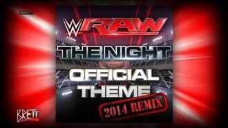 """WWE """"The Night"""" (2014 Remix) iTunes Release by CFO$ ► Monday Night RAW NEW Theme Song-3"""