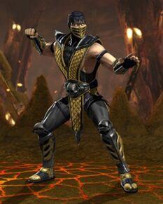 Scorpion MKVsDCU